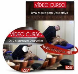 Vídeo aula de Massagem Desportiva