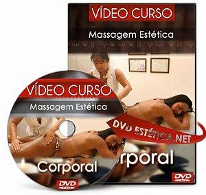 Vídeo aula de Massagem Estética Corporal