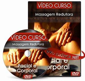 Vídeo aula de Massagem Redutora Vol: 1