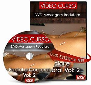 Vídeo aula de Massagem Redutora Vol: 2