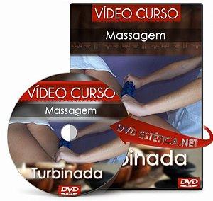 Vídeo aula de Massagem Turbinada