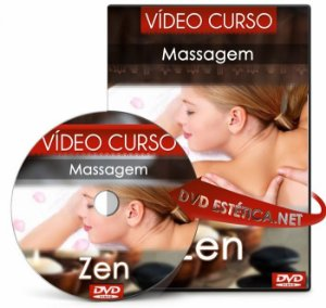Vídeo aula de Massagem Zen