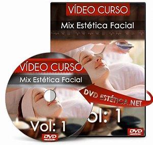 Vídeo aula de Mix Estética Facial Vol: 1