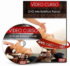 Vídeo aula de Mix Estética Facial Vol: 3