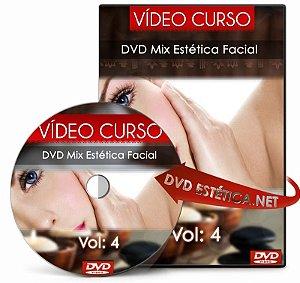 Vídeo aula de Mix Estética Facial Vol: 4