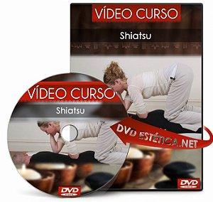 Vídeo aula de Shiatsu