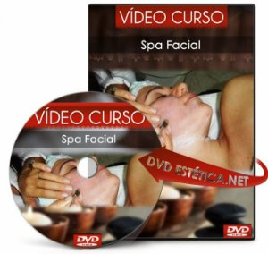 Vídeo aula de Spa Facial