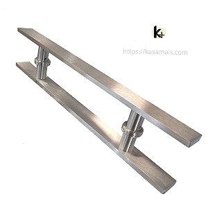 Puxador Plano - Tamanhos 60cm 70cm 80cm 90cm 1m 1,2m 1,5m - Várias Cores