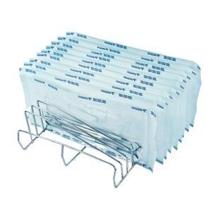 Suporte para 13 embalagens de esterilização