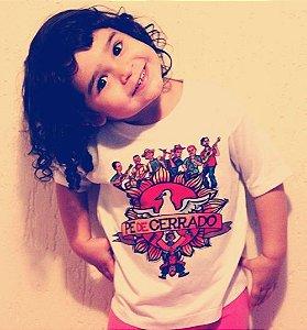 Camiseta Infantil Estampa 01