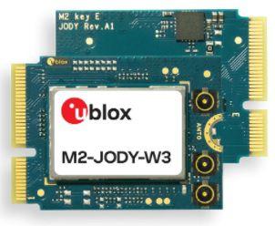 Cartao M.2 WiFi 6 IEEE 802.11ax + Bluetoth 5.1 - M2-JODY-W377