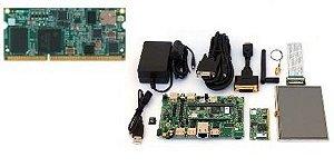 Computer on Module processadores ARM e X.86, suporte a Linux, Android e Windows