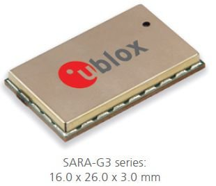 Modem 2G quadband SARA-G350