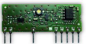 Rádio 433MHz OOK/ASK 5V - receptor - 32001231
