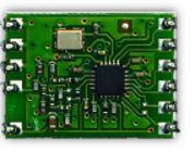 Rádio 433MHz FSK 3V - transceiver (TX+RX) - 32000985