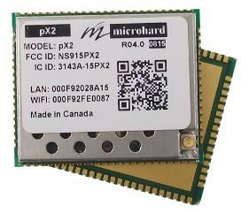 Modem 2,4GHz Ethernet/Serial/WIFI Router 1W OEM - pX2