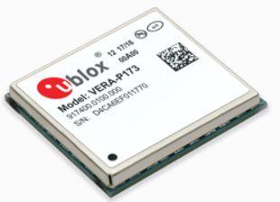 Módulo transceiver para comunicação V2X - VERA-P174