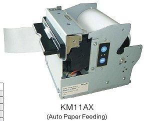 Mecanismo de impressão térmico quiosque 3 polegadas com ou sem paper feeding - KM1X