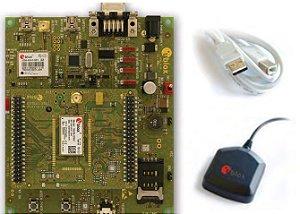 Kit de desenvolvimento u-blox para modem SARA-G350 (2G) - EVK-G35