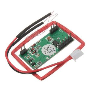 Leitor RFID 125KHz serial