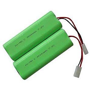 Pack bateria Ni-MH, Li-Ion, Li-Po