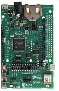 Kit de desenvolvimento BLE para NINA-B301 - EVK-NINA-B301