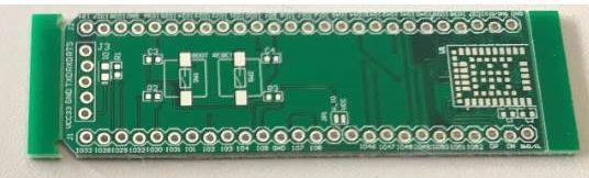 placa breakout para testes do NINA-B302 / NINA-B301 / NINA-B112  / NINA-B111 / NINA-W102 / NINA-W101