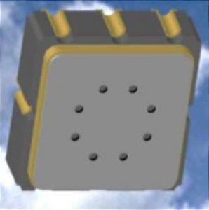 Sensor qualidade do ar CO2 TVOC HCHO  - RK14