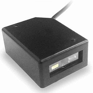 Leitor de codigo de barras 1D 2D QRCode para uso  portátil ou embarcado - 12060000P