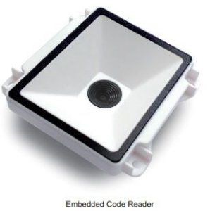 Leitor de codigo de barras 1D 2D QRCode -  uso embarcado - 21030924