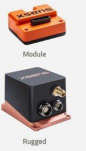 Sensor inercial Xsens MTi-600 MTi-610 MTi-620 MTi-630 MTi-670 MTi-680G   IMU VRU AHRS GNSS acelerometro giroscopio  magnetometro barometro