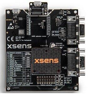 Kit de desenvolvimento inercial Xsens MTi-630-DK para MTi-610 IMU   MTi-620  VRU  MTi-630 AHRS   acelerometro giroscopio magnetometro barometro