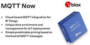 MQTT Now : plataforma MQTT na nuvem para integração com dispositivos IP