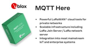 MQTT Here: ferramentas poderosas para redes LoRaWAN privadas