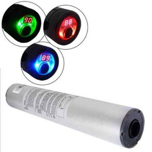 bateria para  Lanterna Hid Xenon 85,75,65w Recarregável