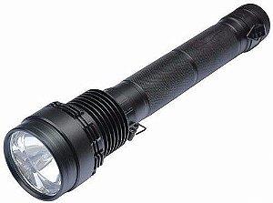 Lanterna Tática Hid Xenon 85 Watts 8500 Lúmens Alcance 2 Km