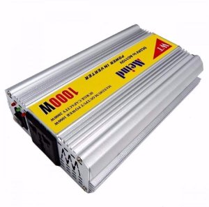 fonte inversor solar  voltagem 12v para 110v 1000w