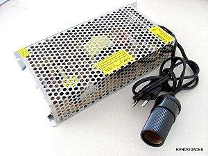 Conversor Adaptador 12v Geladeira Frigobar compressor