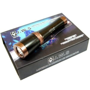 Lanterna Tática WS-572 Cree Led Q5 17000 Lumens 6000w A Prova D'água