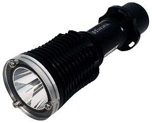 Lanterna Tática mergulho Cree Led XML T6 56000lumens 20000w