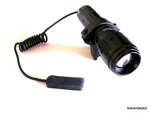Lanterna  Acionamento Remoto