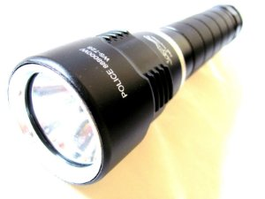 Lanterna mergulho profissional LED CREE Usa XM T6