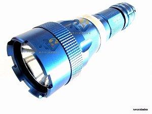 Lanterna Mergulho Profissional 188000w  T6 Hy