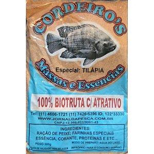 MASSA CORDEIRO BIOTRUTA C/ ATRATIVO 500GR