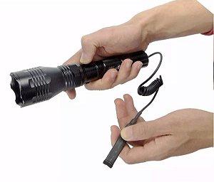 Lanterna JWS WS008 Caça com Acionador Remoto