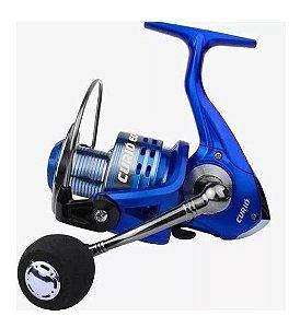 Molinete CURIO G2 30 Azul 2+1 alu