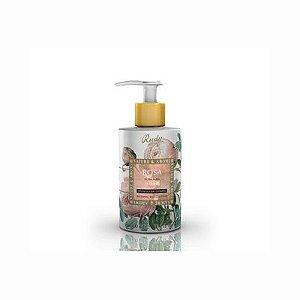 Sabonete Líquido Italiano Nature & Arome Rosas Rudy Profumi