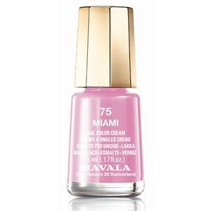 Esmalte Mavala Mini Color Cor Miami 75