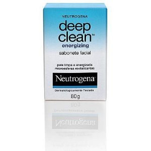 Sabonete Facial Deep Clean Energizing em Barra Neutrogena