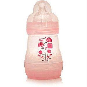 Mamadeira First Bottle 160 ml Girls 0+ MAM
